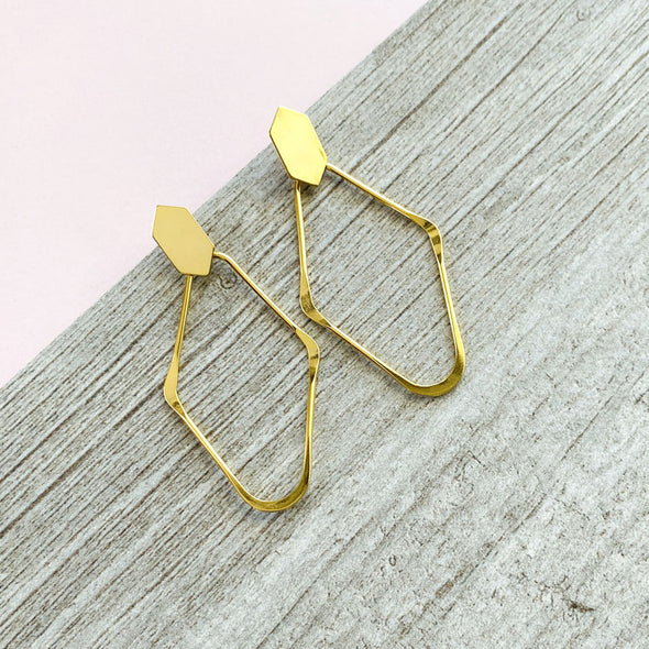 Dajo Earrings