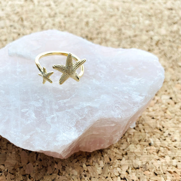 Starfish Mom Ring