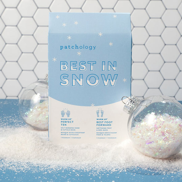 Patchology Best In Snow Kit