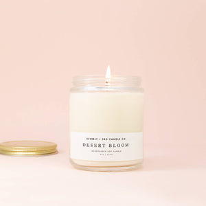 Beverly Desert Bloom Candle