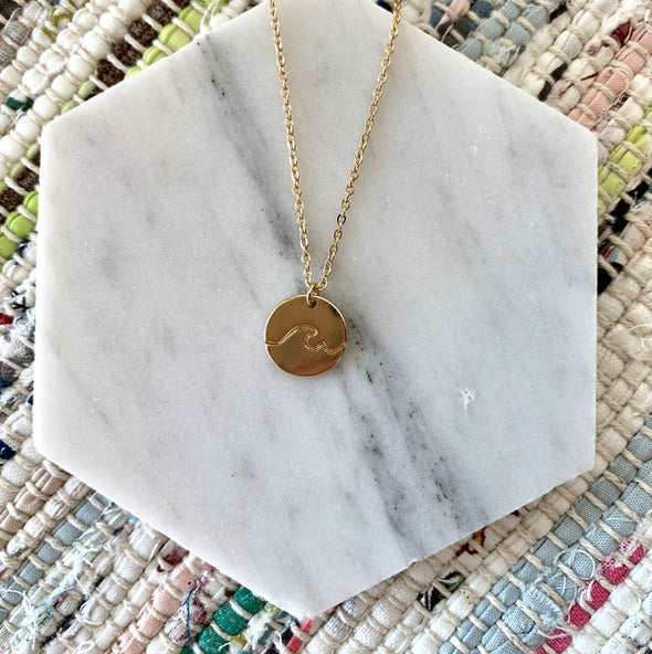 Board Necklace