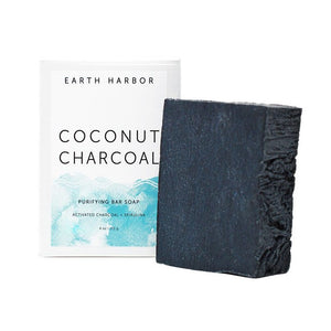 Coconut Charcoal Facial Soap