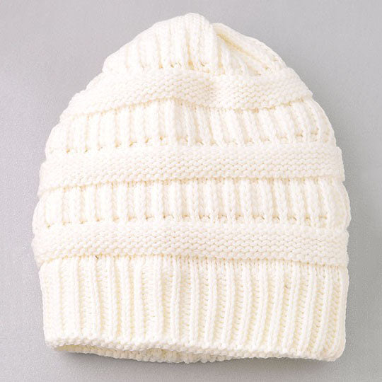 Everyday Lined Beanie