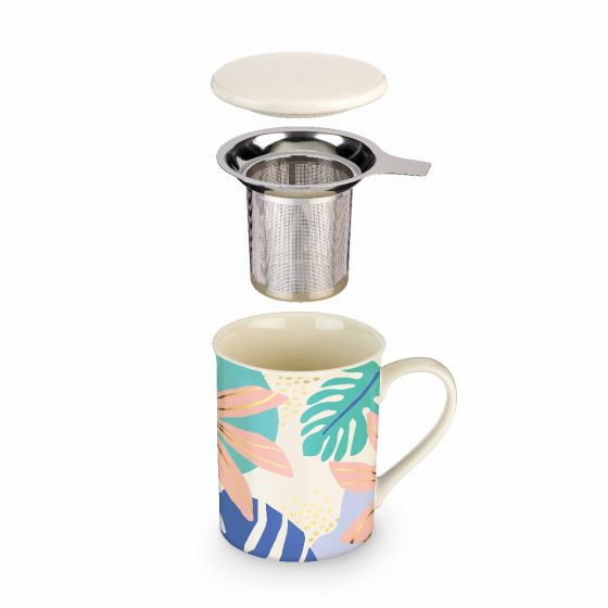 Fiji Ceramic Tea Mug
