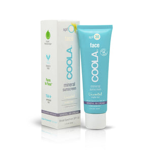 Coola SPF30 Mineral Face Tint Sunscreen