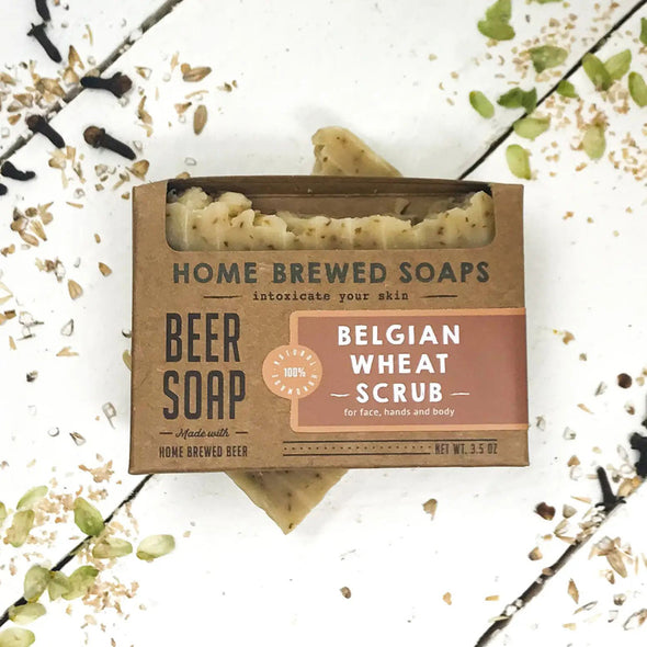 Belgian Wheat Beer Soap