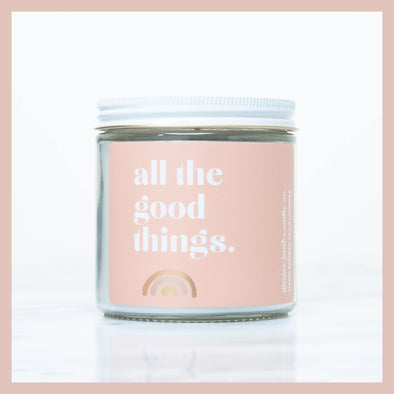 All Good Things Soy Candle