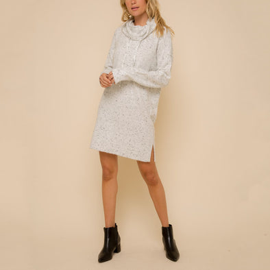 Spackle Sweater Dress