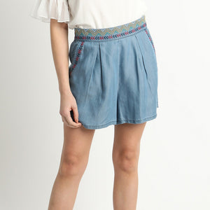 Tiny Stitches Shorts