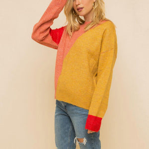 Warm Glow Sweater