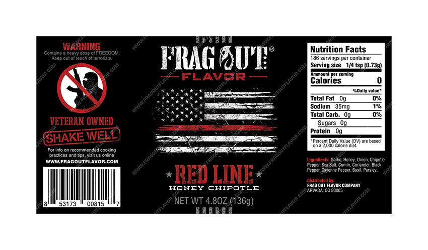 Red Line - Honey Chipotle