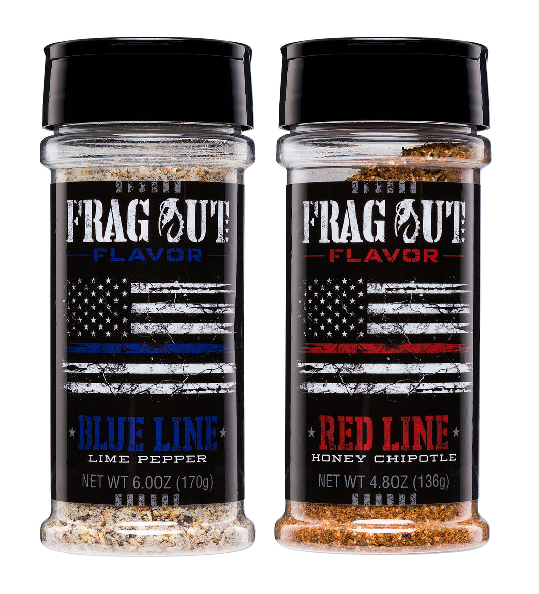 First Responders - Spice Blend Combo