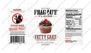 Fatty Cake Nutrition Info