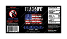 Freedom Spice Nutrition Info
