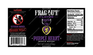 Purple Heart Nutrition Info
