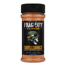 Shellshock - Spicy Maple Bacon Rub