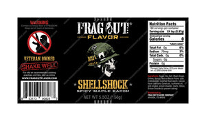 Shellshock Nutrition Info