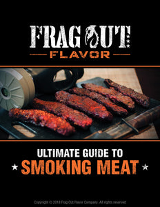Ultimate Guide To Smoking Meat (eBook)