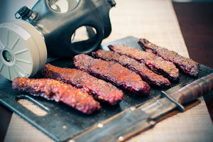 Constitution smoked beef ribs