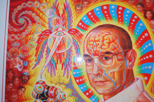 St. Albert by Alex Grey Framed Print