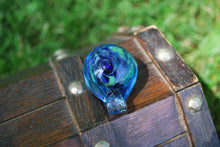 Marble Glass Pendant by Hayden