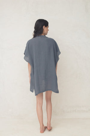 KIN AZUL DESLAVADO-WASHED BLUE