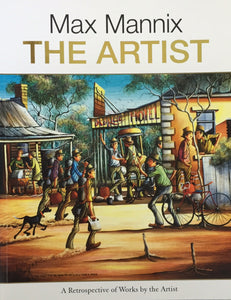 Book | Max Mannix The Artist $85.00