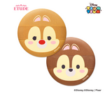 Disney Tsum Tsum Cushion Puff Chip & Dale - Etude House