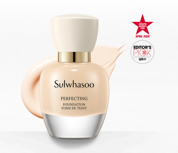 Perfecting Foundation SPF17 PA+ - Sulwhasoo