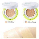 BB Cream Green Derma Mild Cica Serum Cover Cushion SPF50+ PA+++ - Nature Republic