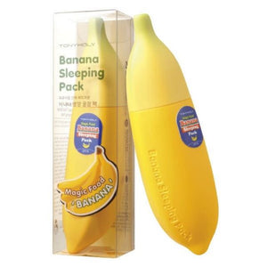 Hidratante Banana Sleeping Pack - Tony Moly