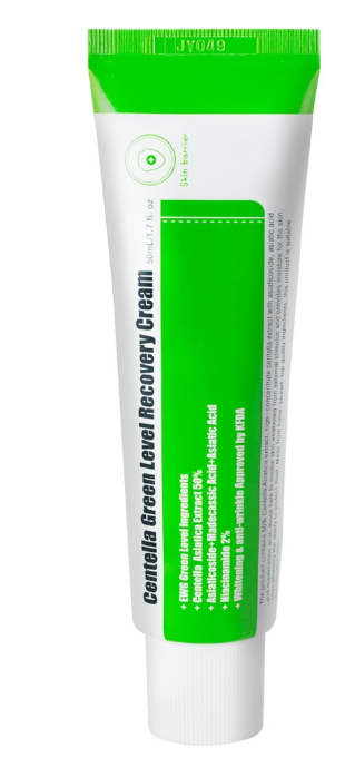 Hidratante Centella Green Level Recovery Cream - Purito