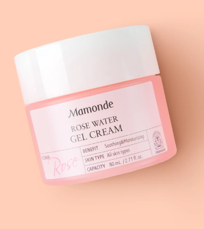Hidratante Rose Water Gel Cream - Mamonde