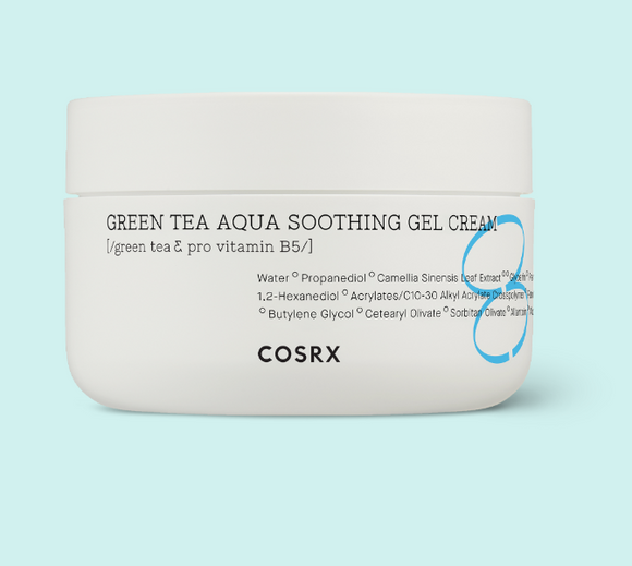 Hidratante Hydrium Green Tea Aqua Soothing Gel Cream - Cosrx