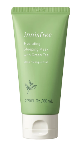 Máscara Facial Noturna Green Tea Sleeping Mask - Innisfree