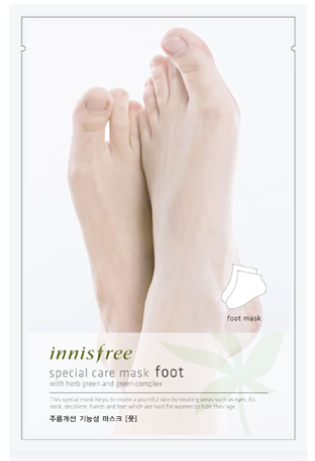 Máscara Special Care Foot - Innisfree