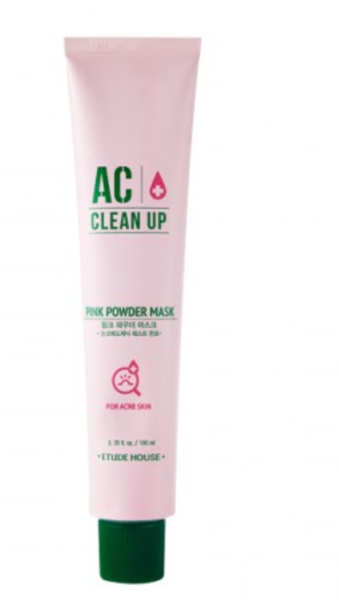 Mascara AC Clean Up Pink Powder - Etude House