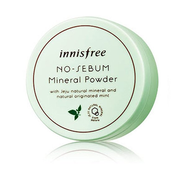 Pó Facial No Sebum Mineral Powder - Innisfree