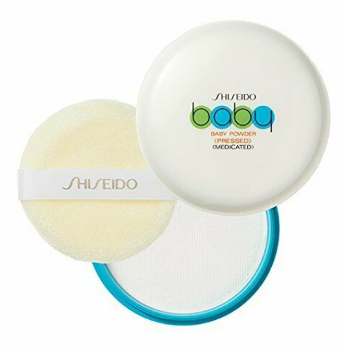 Pó Facial Medicated Baby Powder - Shiseido