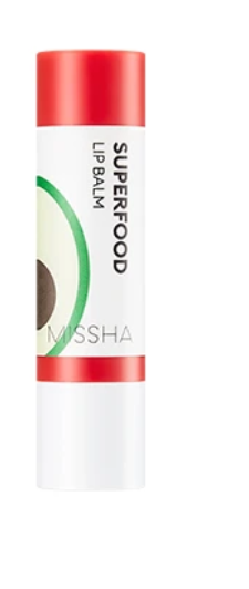 Protetor Labial Superfood Avocado Lip Balm - Missha