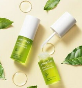 Protetor Labial  Green Tea Lip Conditioning Oil - Innisfree