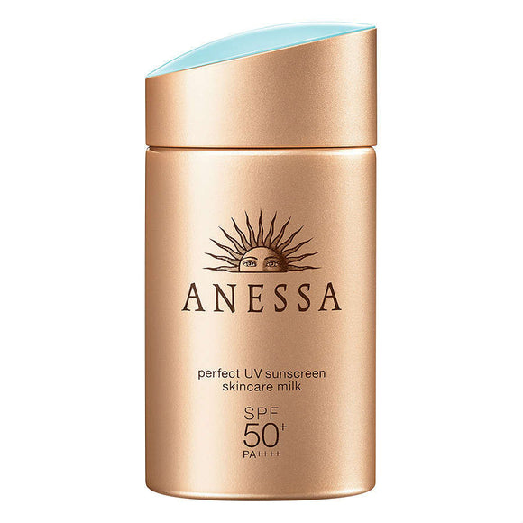 Protetor Solar Perfect UV Sunscreen Skincare Milk - Anessa
