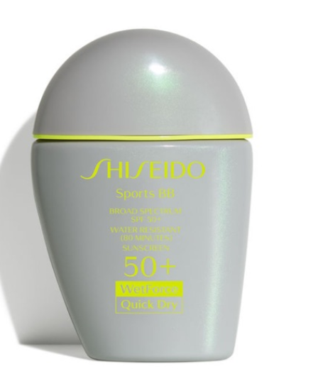 Protetor Solar  BB For Sports - Shiseido