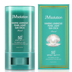 Protetor Marine Luminous Pearl Light Sun Stick SPF50+ PA++++ - JM Solution