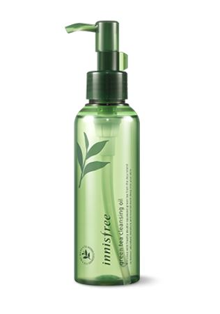 Oléo de Limpeza Green Tea Cleansing Oil - Innisfree