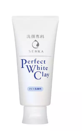 Sabonete Facial Perfect White Clay - Senka
