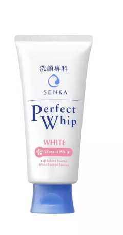 Sabonete Facial Perfect Whip White- Senka