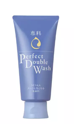 Sabonete Facial Perfect Whip  Double Wash - Senka
