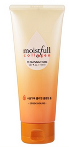 Sabonete Facial Moistfull Collagen Cleansing Foam - Etude House