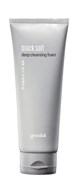 Sabonete Facial  Black Salt Deep Cleansing Foam - Goodal